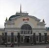 Железнодорожные вокзалы в Ровном